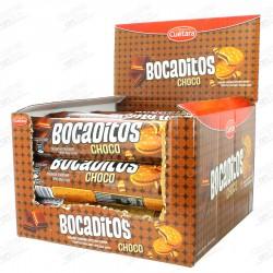 GALLETAS BOCADITOS CHOCO