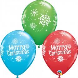 GLOBOS STDOS. MERRY CHRISTMAS