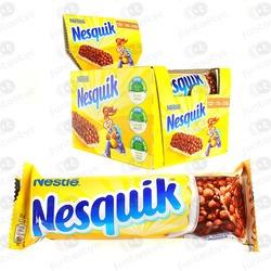 CHOCOLATINAS BARRITAS NESQUIK