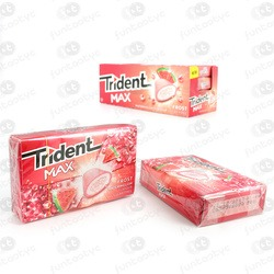 CHICLE TRIDENT MAX FROST SANDIA