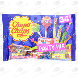 PARTY MIX CHUPS