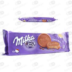MILKA WAFFER CHOCOLATE LECHE