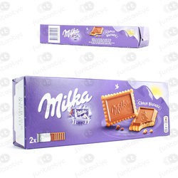 MILKA BISCUITS CHOCOLATE LECHE