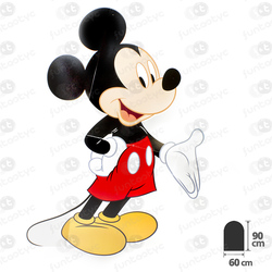 SUPER SILUETA MICKEY