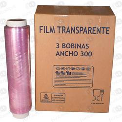 FILM PVC TRANSPARENTE