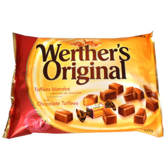 WERTHERS CHOCOTOFFE BLANDOS