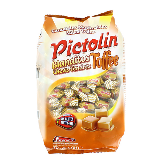 PICTOLIN TOFFEE MASTICABLE CON AZUCAR