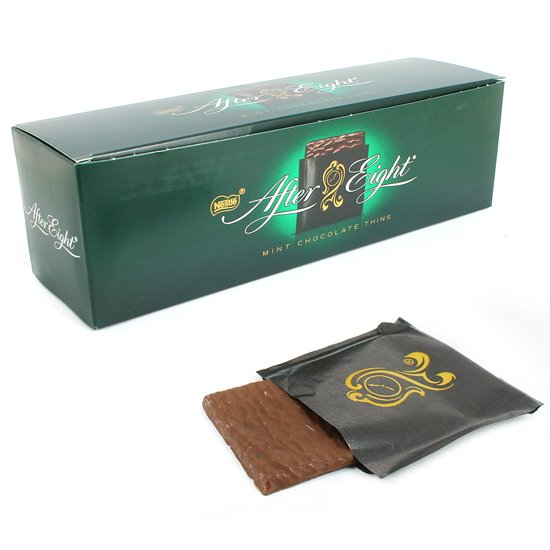 CHOCOLATE BOMBONES AFTER EIGHT 300 GR