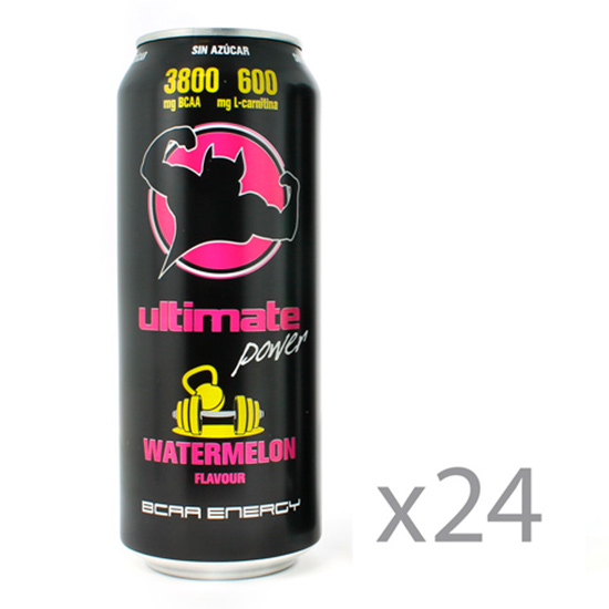 ULTIMATE POWER WATERMELON SIN AZUCAR