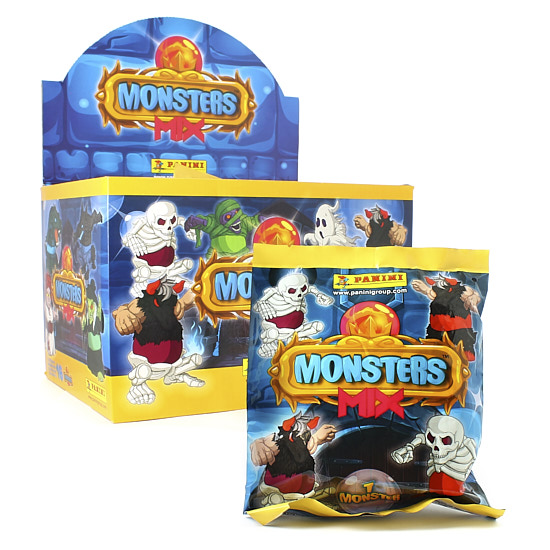 SOBRES 3D MONSTER MIX