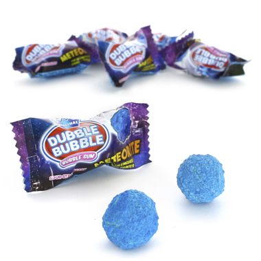 CHICLE DUBBLE METEORITE PINTALENGUAS