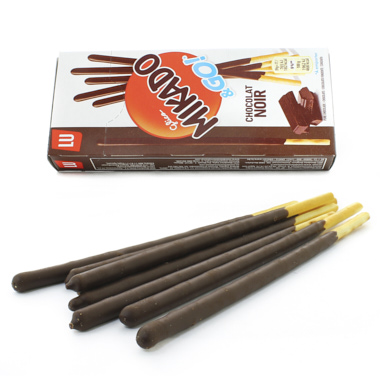 GALLETAS MIKADO POCKET CHOCOLATE