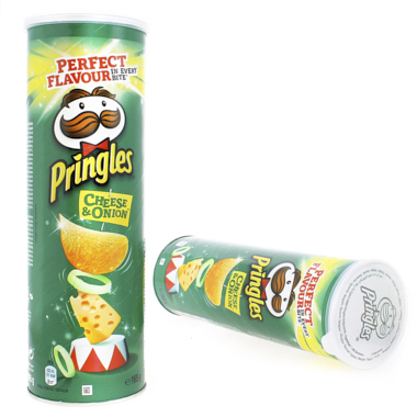 PRINGLES SABOR CHEESE & ONION